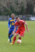 Bideford AFC vs Leamington still
