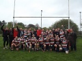2nds Vs Old Laurentians Clonmell Cup Final (Newbold RFC 12-5-2013) still