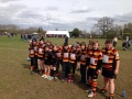 Coventry Tour U 11's 2013