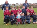 Under 7s at Evesham Festival still
