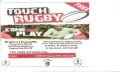 TOUCH RUGBY BACK AT ELLINGHAM & RINGWOOD RUGBY CLUB