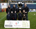 Wasps Half Time Tag challenge Sat 18 Feb 2012 image