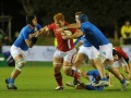 Ystrad beat Italy under 20's image