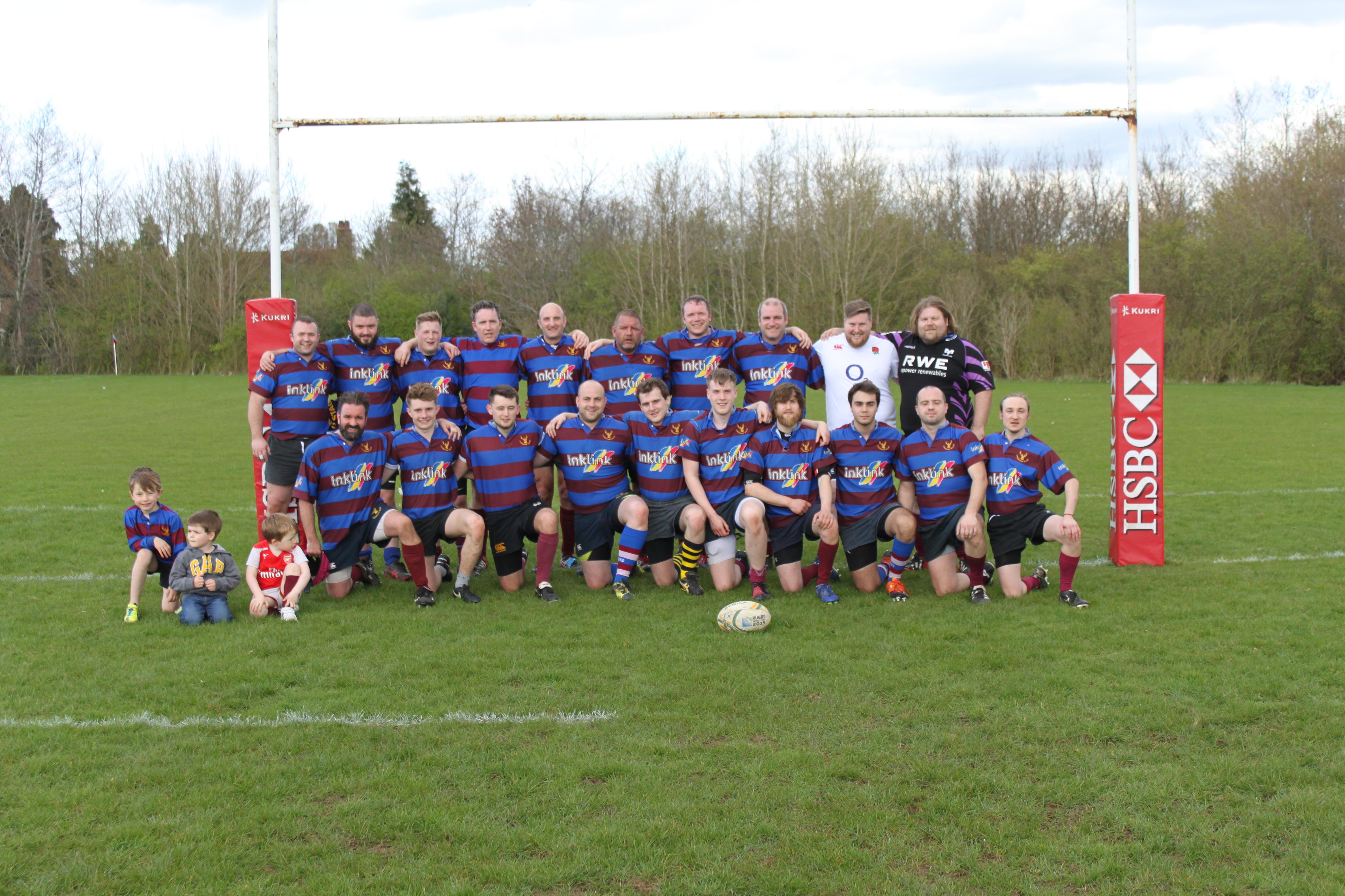 Chesham Rugby Club 32 vs  14 Hemel Hempstead 3rd XV - 13 October