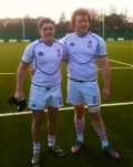 Horsham Boys to Play for England Under 18's image