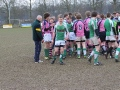 Under 15's v Pink Panthers 30/03/2013 still
