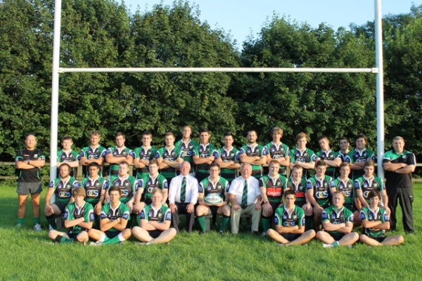 Senior & Colts Squad 2011 - 12