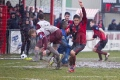 Eastbourne Borough FC (1) v Chelmsford City FC (2) 13.04.13  Jane Stokes (DJ Stotty Images) For more photographs visit www.djstottyimages.com still