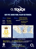 O2 Touch Comes to United Services RFC
