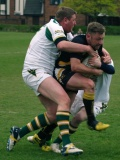 Eagles Swoop in to Warrington Carlsberg Cup Final