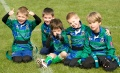 Ilkeston Festival - U7's Team Green still