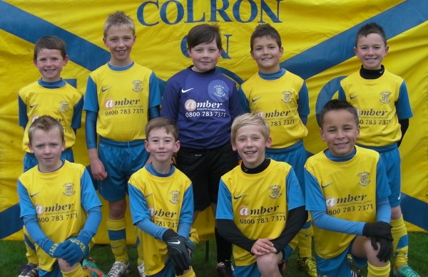 Top Row - Morgan, Brandon, Alex, Sam, Josh