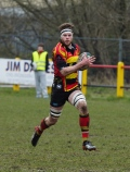 Blackwood v Camarthen Quins Swalec Cup 1/4 2013