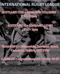 Feargus Named in Scotland Under 18 Starting Line-up image