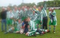 Alpha Arms Academicals 'A' Brian Goom Cup Winners 2010 still