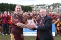 Tribute paid to Llanelli rugby stalwart Steve Pike, secretary of Wanderers team