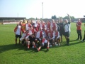 Robins Win League Cup