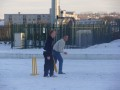 Snow Cricket still