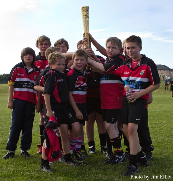 LASSWADE WIN THEIR OWN TOURNAMENT image