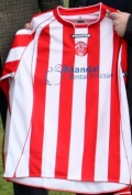 New 2012-13 Home Replica Shirts Now In Stock image