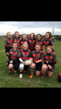U15s Paviors Girls still
