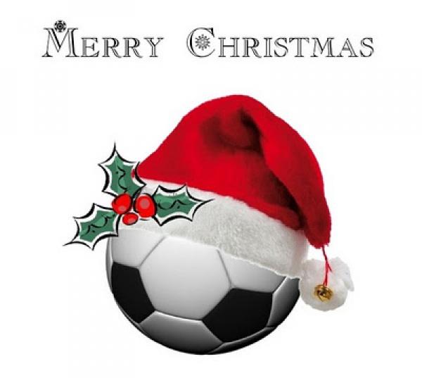 Merry Christmas Bideford A F C