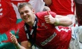 Mid Wales' Dan Lydiate adds to impressive collection image