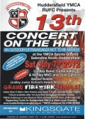 *** CANCELLED***** Award Winning Concert on the Hill 13 image