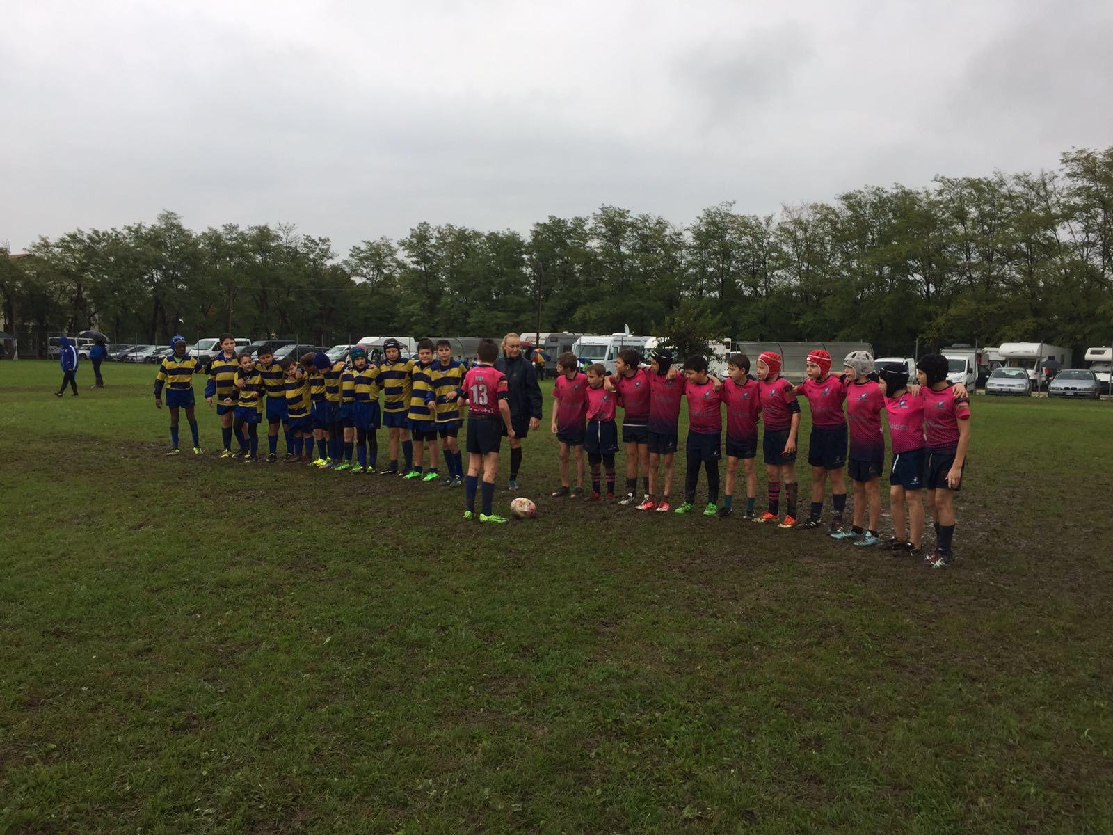 Vittorio Veneto 0 Vs 1 Stade Rugby Club Wien 24 September 2017