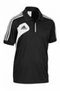 Polo Shirt Adult Black