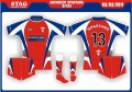 Aberdeen Warriors and Spartans Kit image
