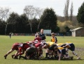 U13A and B vs Bank of England April 2013 still