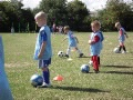 Volunteer Coaches Community Soccer School - Volunteer Coaches