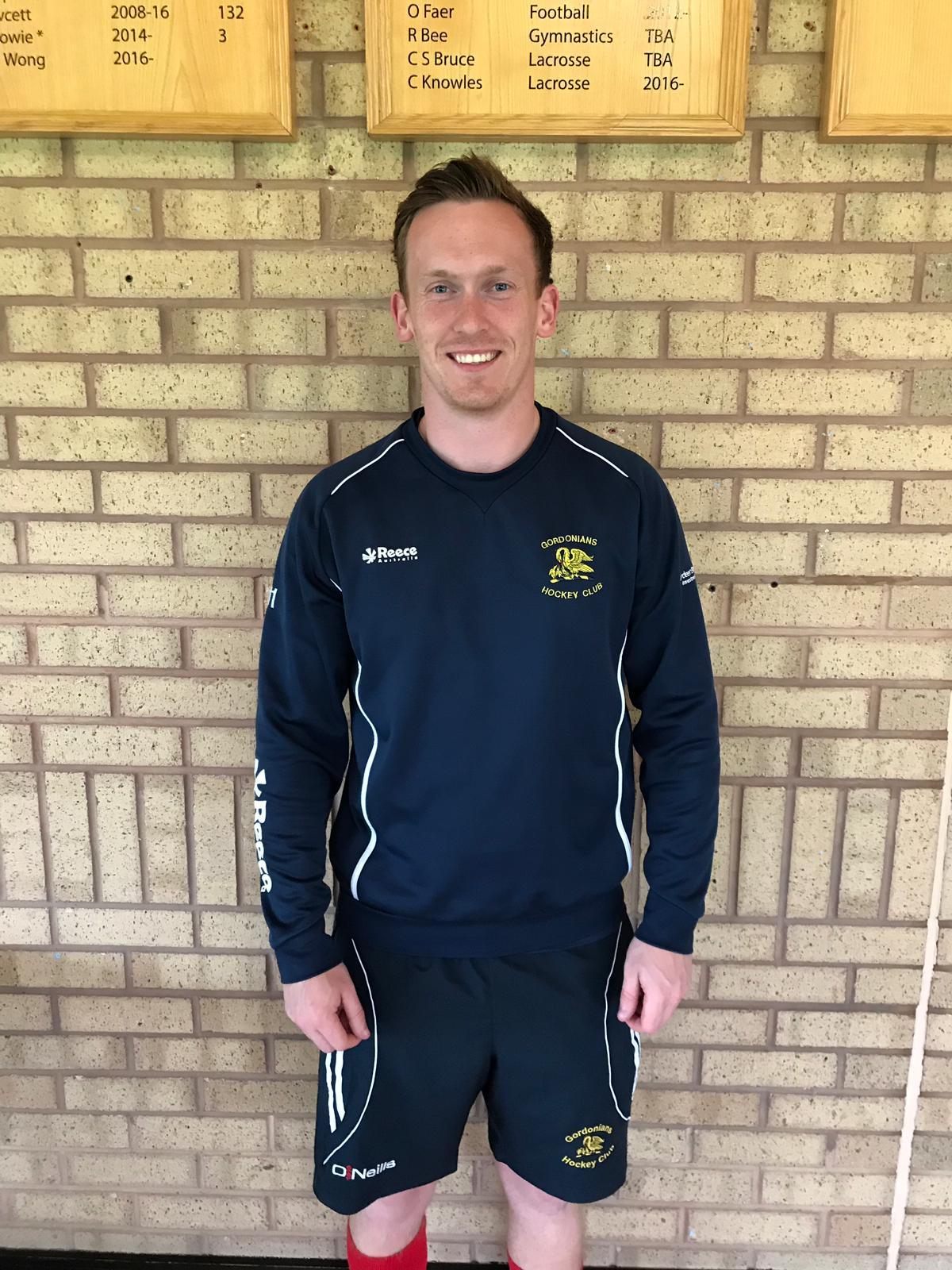 ADAM WALKER - Head Youth Coach