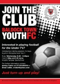 BTYFC Introductory Training for next seasons U7s starts 1st May