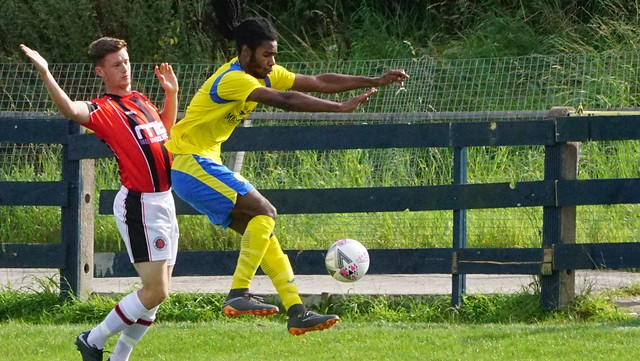 Lewis Phillips vs Tividale (A) photo courtesy of Mathew Mason