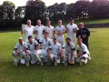 Southowram CC win the 20/20 final still
