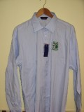 Post Match Dress Shirt with York Emblem