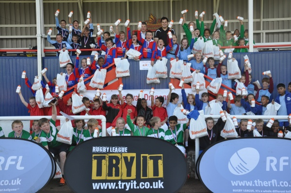Thrilling Finale to Warburton,s Our Medway Primary Schools Competition image