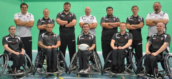 England Get Ready for Medway Park Test image