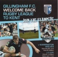 Super League Returns to Gillingham
