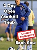 2 Day Open Football Trials Trials - Stockport Sports FC