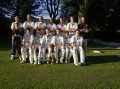 2nd XI League Winners 2009 Season still