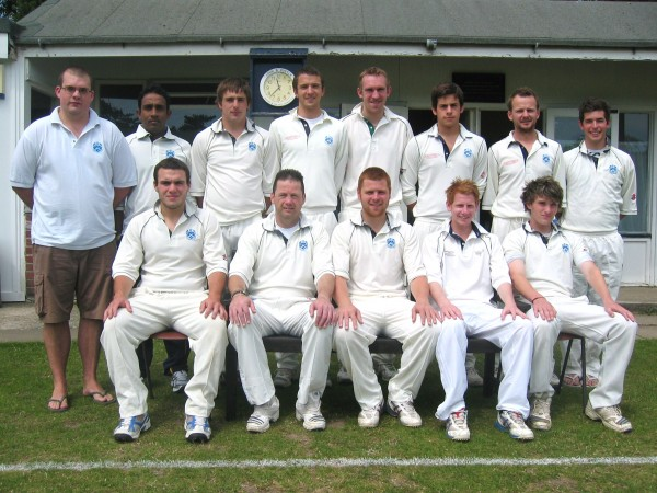 CROMER CC 1st XI 2010