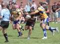 Valley Cougars vs Hemel Stags still