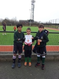Staffordshire County Under 10's Finals still