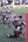 Match Report - Birkenhead Park 28 - 15 Waterloo image