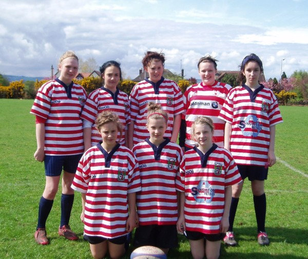 May 1st 2010 Caldy Girls U15 S 10 S Competition News