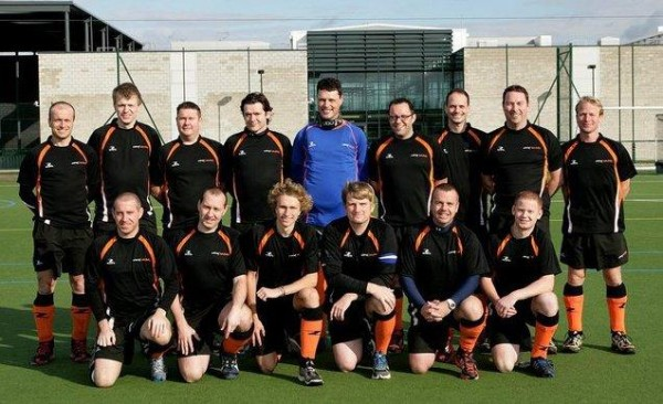 (Back row L-R) Tyres, Lash, Mark, Brownie, Gok, Si, Dan, Sean, Alby