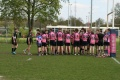 U15's Tour Match v Pink Panthers (Holland)